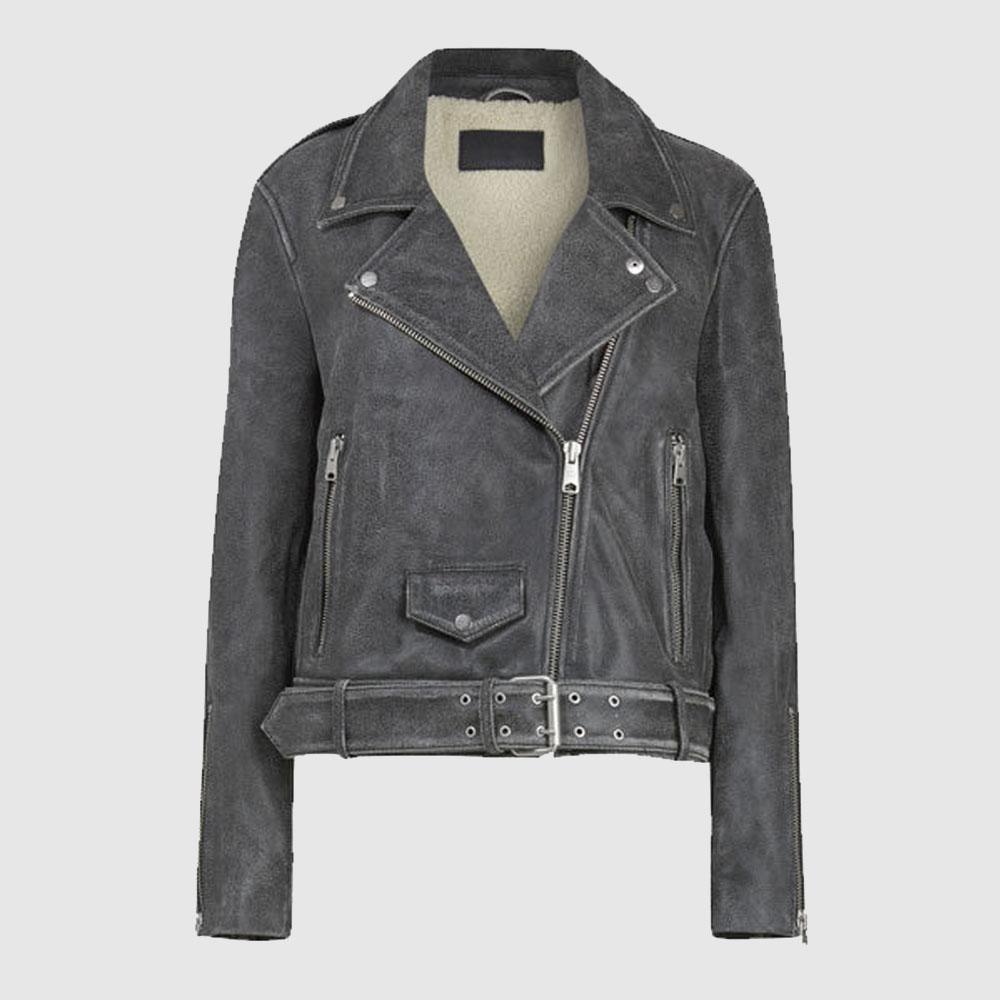 Arashi Fashion Leather Biker Jacket