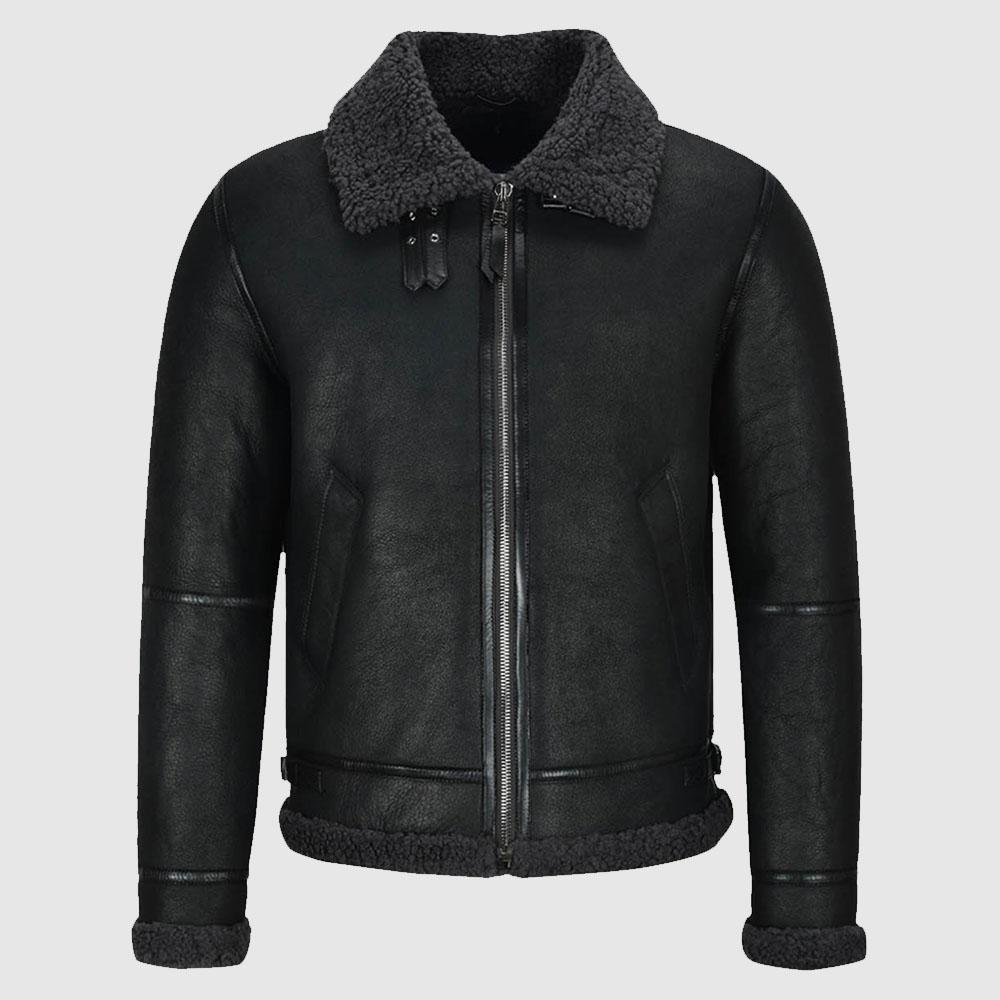 Men's B3 Air Force Shearling Jacket