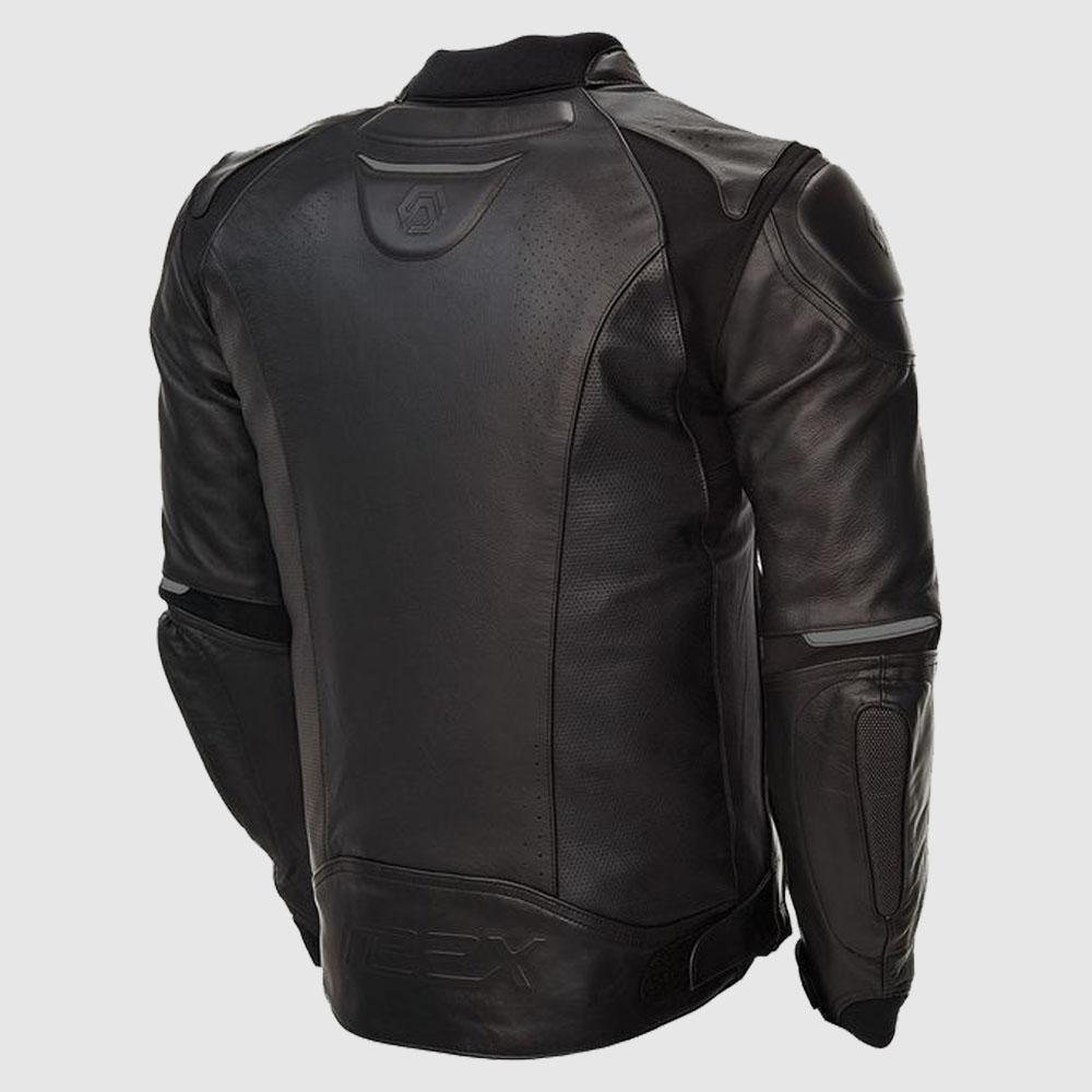 REAX Jackson Leather Jacket