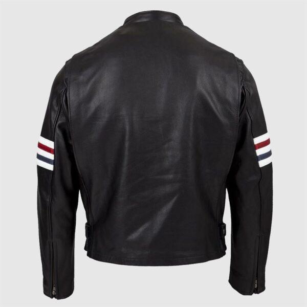 Men's Leather Guthrie Jacket Motorcycle Jacket