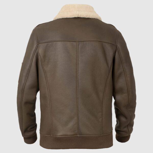 Men's Sheepskin Maverick Jacket