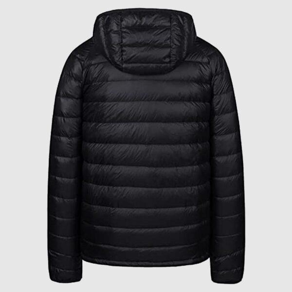Wantdo Men's Packable Puffer Jacket Insulated Down Coat