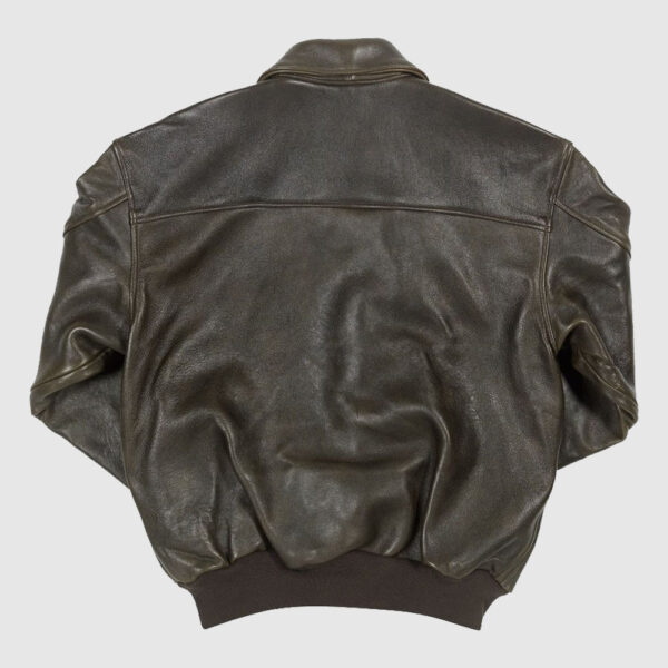 100 Mission A-2 Pilot's Leather Jacket