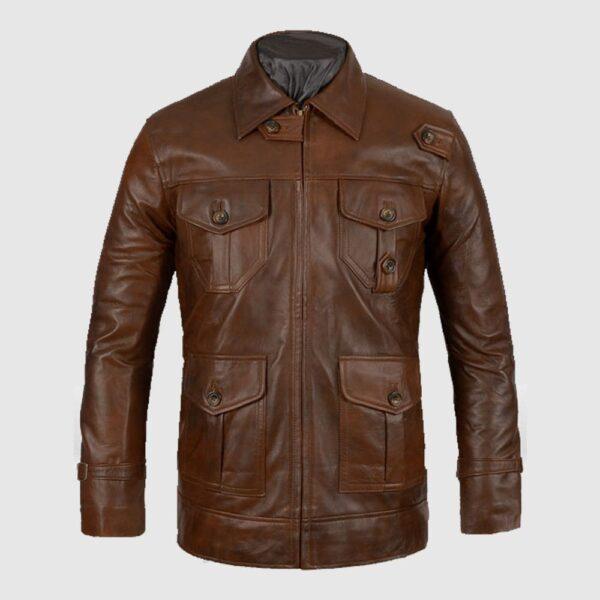 Expendable 2 Jason Statham Leather Jacket