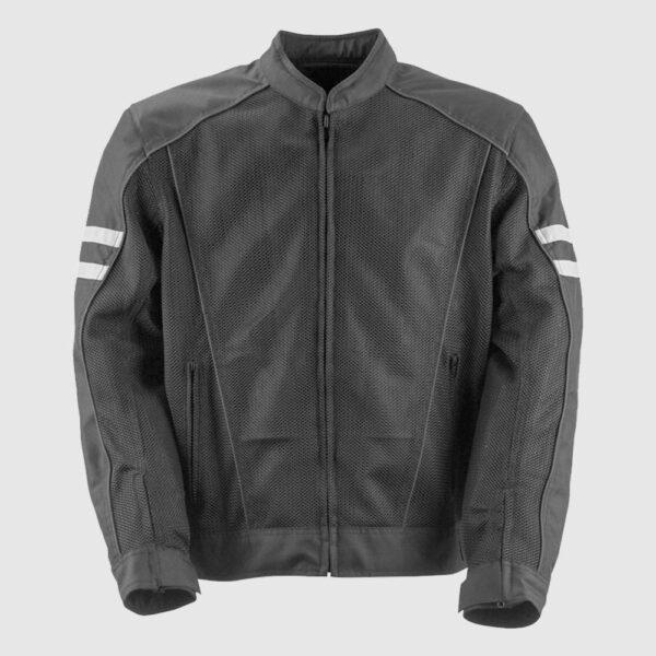 Black Brand Venturi Mesh Jacket Black