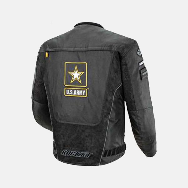Joe Rocket Army Recon Mesh Jacket