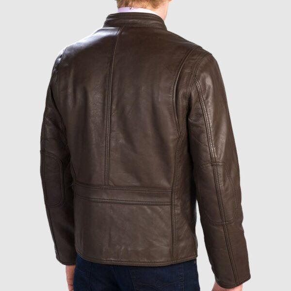 Chris Evan Leather Jackets civil War Leather Jacket
