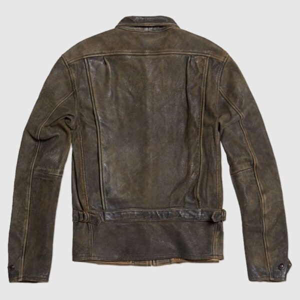 Daniel Craig Skyfall Leather Jacket