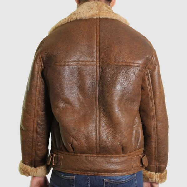 Womens Sheepskin Leather Jacket